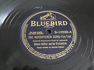 The Woodpecker Song - Image: The Woodpecker Song 10598 Glenn Miller
