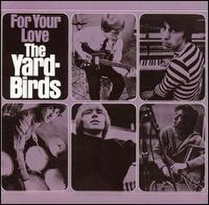 For Your Love (album) - Image: The Yardbirds For Your Love