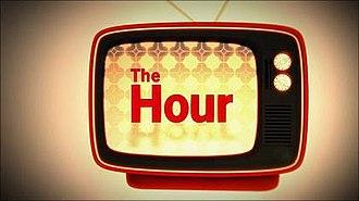 The Hour (magazine series) - The Hour logo, September–October 2011