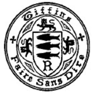 Tiffin School - Image: Tiffin logo