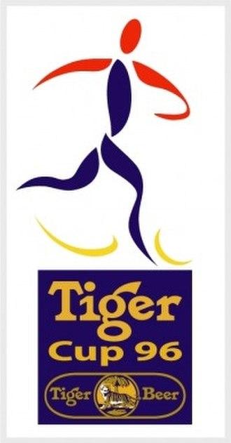 1996 AFF Championship - Image: Tiger Cup 1996