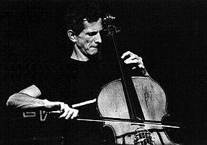 Tom Cora - Image: Tom Cora Moers Jazz Festival 1997