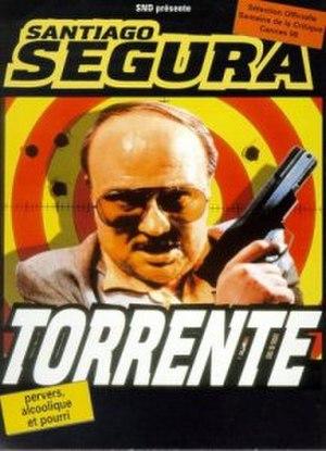 Torrente, el brazo tonto de la ley - Image: Torrente 1 dvd cover