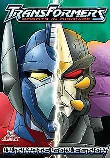 Transformers Robots In Disguise 2001 Tv Series Wikipedia