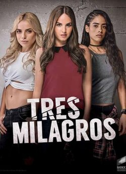 Tres Milagros Mexican Tv Series Wikipedia