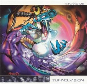 Tunnel Vision (Tunnel Rats album) - Image: Tunnel Rats Tunnel Vision