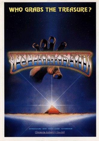 Tutankham - Image: Tutankham front cover