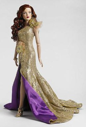 Tyler Wentworth - Tyler Wentworth doll from the 2009 10th Anniversary collection