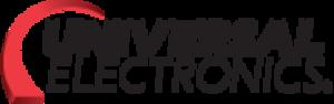 Universal Electronics Inc - Image: UEI logo