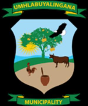 UMhlabuyalingana Local Municipality - Image: U Mhlabuyalingana Co A