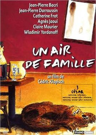 Family Resemblances - Film poster