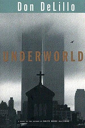 Underworld (DeLillo novel) - Cover to the first edition