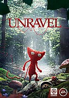 Picture of a game: Unravel