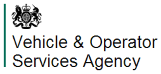 Vehicle and Operator Services Agency - Image: Vehicle & Operator Services Agency logo