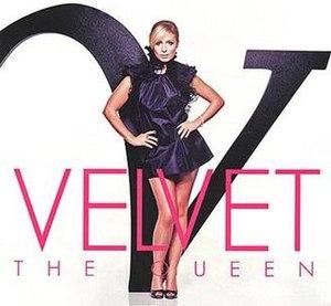 The Queen (Velvet album) - Image: Velvet The Queen