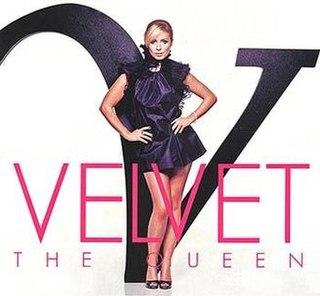 <i>The Queen</i> (Velvet album) 2009 studio album by Velvet