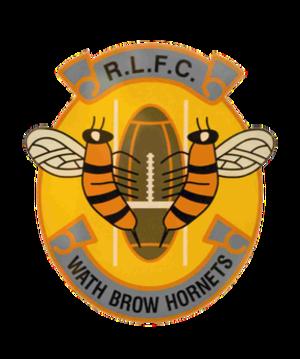 Wath Brow Hornets - Image: Wathbrowhornets