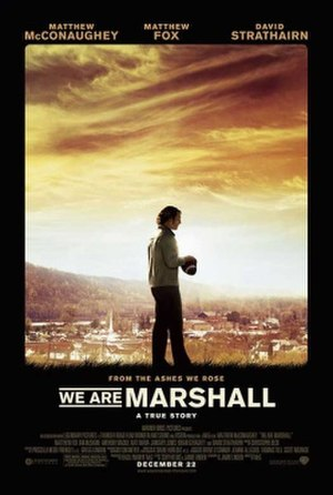 We Are Marshall - Theatrical poster