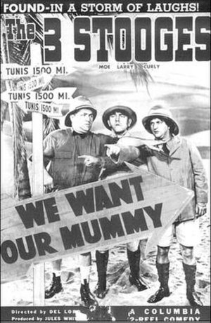 We Want Our Mummy - Image: We Want Our Mummy 39