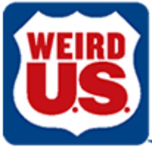Weird U.S. - Image: Weird U.S. logo