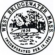 Official seal of West Bridgewater, Massachusetts