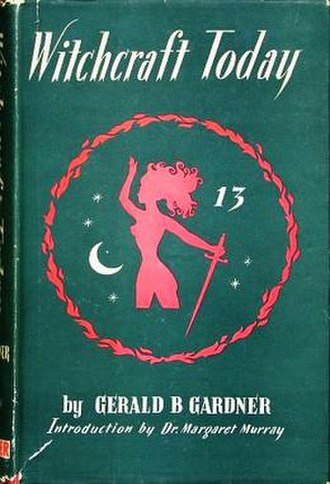 Witchcraft Today - First edition cover