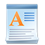 Wordpad icon (Windows 7).png