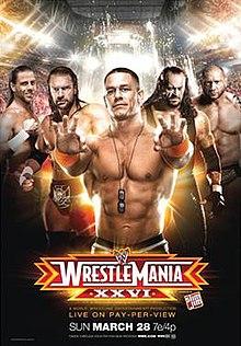 WrestleMania XXVI - Wikipedia