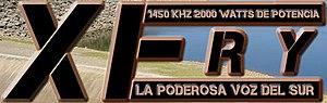 XERY-AM - Image: XERY 1450AM logo