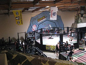 Randy Couture - Couture now trains at his own gym, Xtreme Couture.