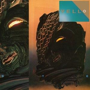 Stella (album) - Image: Yello Stella CD cover
