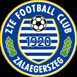 Zalaegerszegi TE - Zalaegerszeg logo