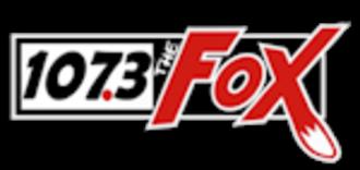 KLFX - Image: 107.3 The Fox