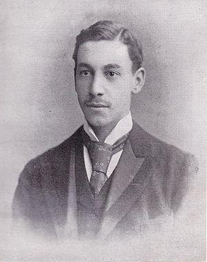 Herbert Samuel, 1st Viscount Samuel - Samuel in 1893