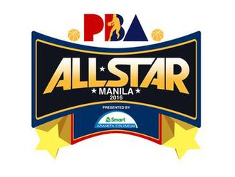 2016 PBA All-Star Weekend - Image: 2016 PBA All Star Weekend logo