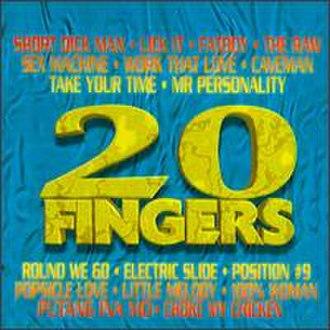 20 Fingers (album) - Image: 20 Fingers album