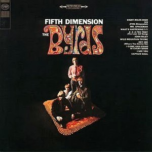 Fifth Dimension (album) - Image: 5DCover