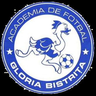 AF Gloria Bistrița - Image: AF Gloria Bistrita logo