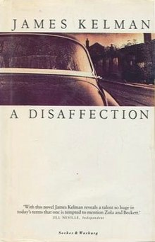 A Disaffection (Kelman novel).jpg