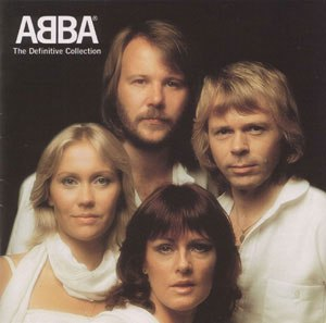 The Definitive Collection (ABBA album) - Image: Abbadefinitivecollec tion
