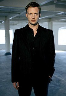 Adam Carter fictional character from the TV series Spooks