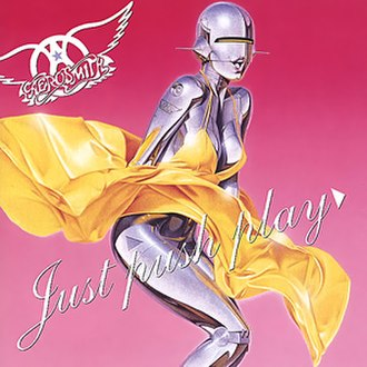 Just Push Play - Image: Aerosmith Just Push Play