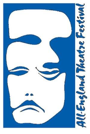 All-England Theatre Festival - All-England Theatre Festival Logo