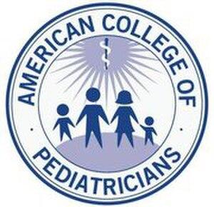 American College of Pediatricians - Image: American College of Pediatricians (emblem)