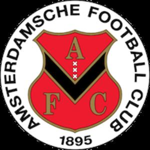 Amsterdamsche FC - Image: Amsterdamsche FC logo