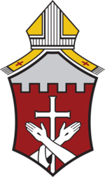Coat of arms of the Archdiocese of San Francisco