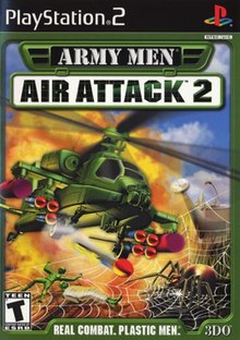 Army Men Air Attack 2 cover art.jpg