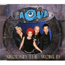 Aqua — Around the World (studio acapella)