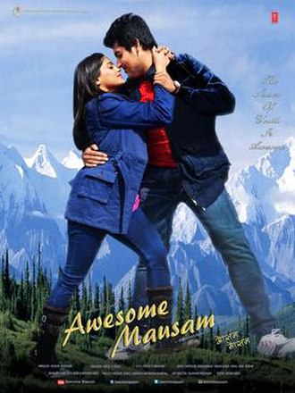 Awesome Mausam - Theatrical Release Poster