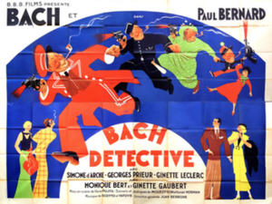 Bach the Detective - Image: Bach the Detective
